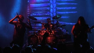 Fear Factory - Dog Day Sunrise (Live in Helsinki, Finland, 07.11.2015) FULL HD