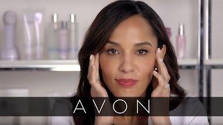Avons nighttime skincare routine