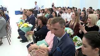 Губернатор в Комсомольске-на-Амуре поздравил лучших представителей молодежного движения региона