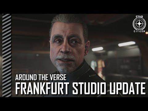 Around the Verse - Frankfurt Studio Update on Squadron 42