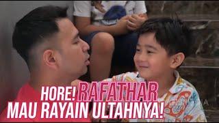 Rafathar Mau Dirayain Ultahnya, Gigi Marah Besar Karna Raffi Doanya Jelek! | JANJI SUCI (8/8/20) P1