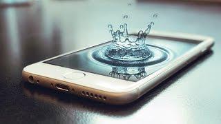 איך ליצור את אפקט שפריץ מים ב- 3D