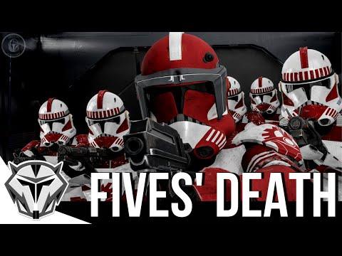Fives' Death Recreation in Battlefront 2!