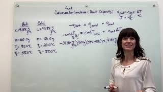 Calorimeter Constant