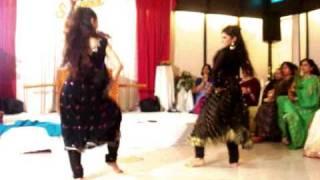 Aaloo Chat Boliyaan - by Ritwika Gupta and Mumtaz Angulia Bollywood Dance in Singapore