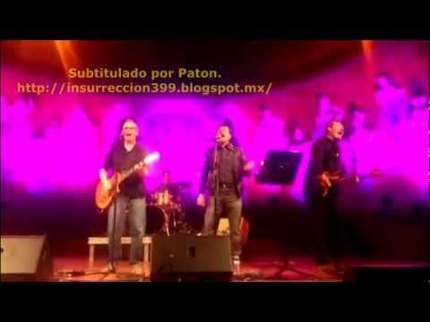 Quimi Portet y Manolo García - Massa (31-01-13) Traducido.