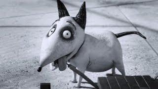 Frankenweenie Comic-Con Homage Trailer