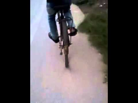 Chiếc xe đạp thần thánh