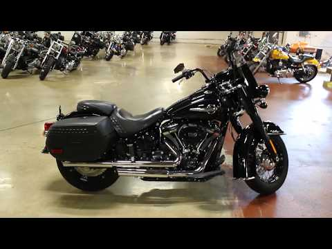 2018 Harley-Davidson Heritage Classic 114 in New London, Connecticut - Video 1
