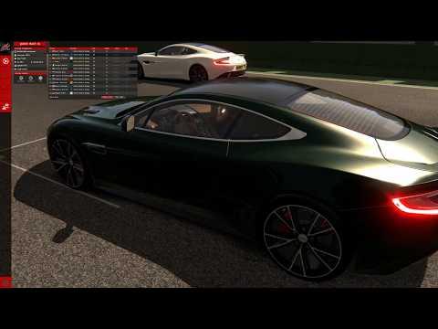Steam Community Video Assetto Corsa Pc G920 Mod Aston Martin Vanquish V12 Live Fr Link