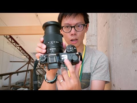 Nikon Z7 Hands-on First Look