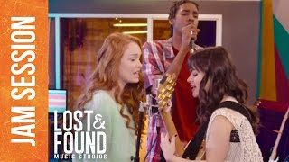 """Video thumbnail of """"Lost & Found Music Studios - Jam Session: """"Miss Invisible"""""""""""