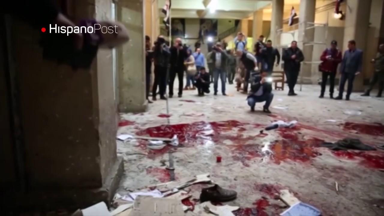Atentado suicida deja treinta muertos en Damasco