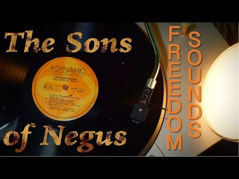 """Ras Michael and the Sons of Negus – Freedom Sounds 