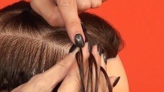 Step 1 of 3: Learn Finger Patterning For Cornrows - DoctoredLocks.com