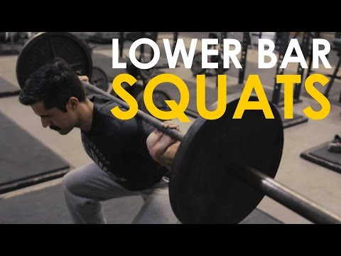 How to Low Bar Squat With Mark Rippetoe   The Art of Manliness