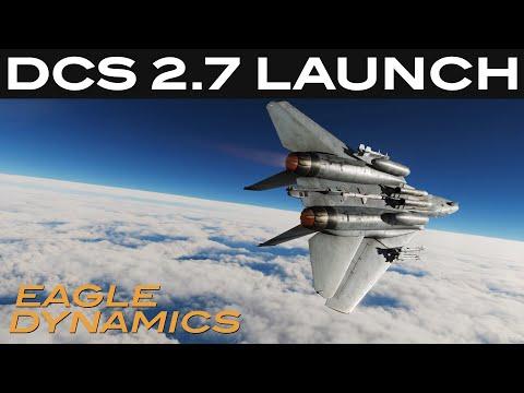 Dcs World 2.7 | Launch Video
