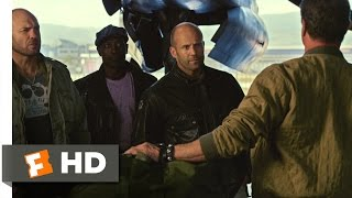 The Expendables 3 (5/12) Movie CLIP - Old vs. New (2014) HD