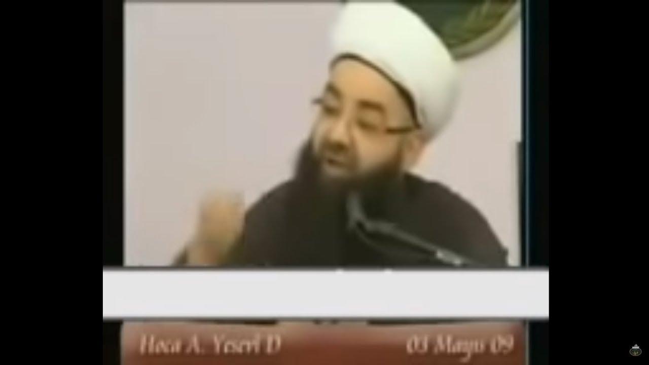 Harun Yahya Adıyla Adnan'a Yazı Yazdıran Millî Gazete ve Akit'i Cübbeli Hoca 2009'da Uyarmıştı!