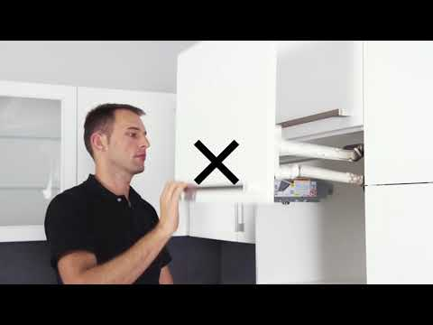 nobilia | Küchen | Mikrowellen Lifttür