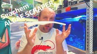 Seachem Algae Scraper - czyścik do szyb