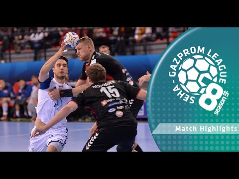Match highlights: Vardar vs PPD Zagreb