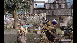 Warface [Снайпер] [Сборка игр] [Золотая AWM] [№1]