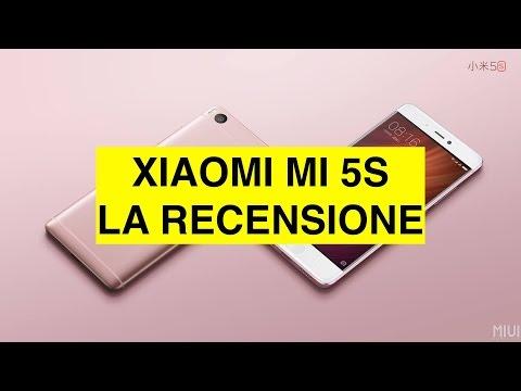 Recensione Xiaomi Mi 5S