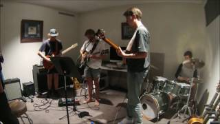 Kiss the Breeze - Sticky Fingers - (The Callies cover)
