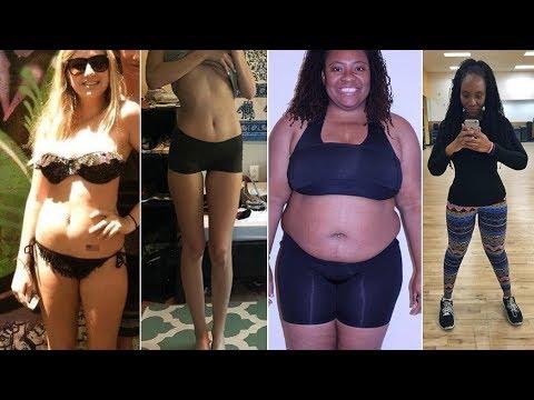 20 kg de perte de poids en un mois