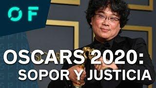 OSCARS 2020: 'PARÁSITOS' nos salvó del ABURRIMIENTO
