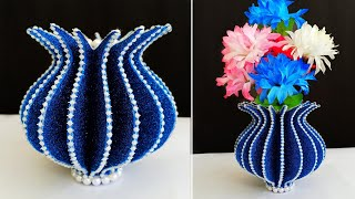 DIY Flower Vase | Home Decor Idea | Diy Projects | Easy Arts And Crafts