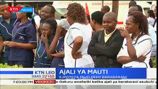 Ajali ya Mauti: Gavana Wahome Gakuru aaga dunia baada ya ajali mbaya