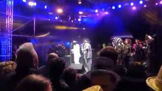 George Clinton & Parliament-Funkadelic - Standing on the Verge of Getting It On (Houston 12.31.13)HD