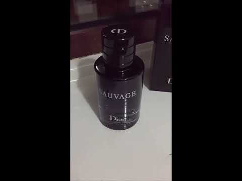 Dior Sauvage 60ml Unboxing
