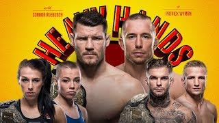 UFC 217 Triple-header Preview (Heavy Hands #183)