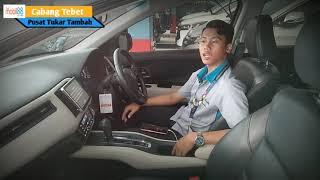 Review Mobil Bekas Honda Hrv Prestige 2016 Automatic