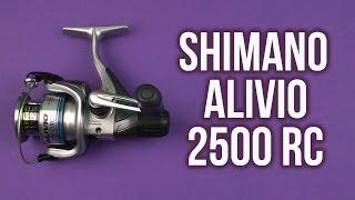 Катушка shimano alivio 2500 rc
