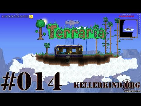 Terraria #15 – Ein Himmelsreich ★ Let's Play Terraria [HD|60FPS]