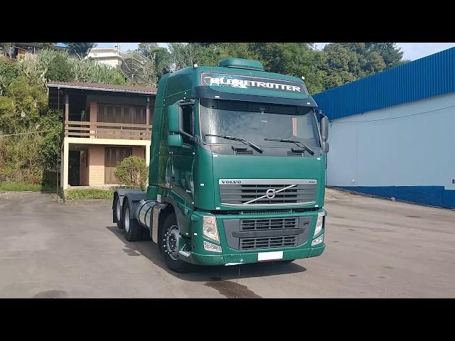 Vídeo do caminhão FH500 6x2 Automático