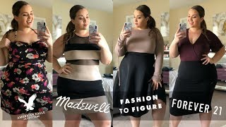 Thrift Try-On Haul feat Forever21, FTF, American Eagle, Madewell...