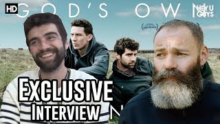 Francis Lee  Alec Secareanu - God's Own Country Exclusive Interview