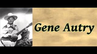 Let The Rest of The World Go By - Gene Autry