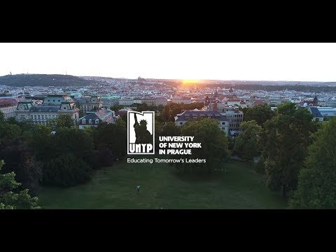 University of New York in Prague video