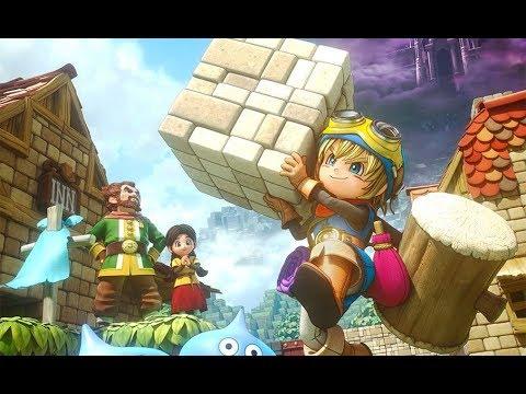 Gameplay de la version Switch - Partie 2 de Dragon Quest Builders