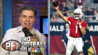 Which 2019 NFL rookie QB impressed the most? | Pro Football Talk | NBC Sports