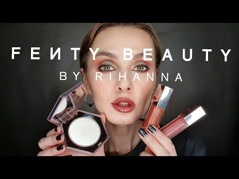 youtube Набор косметики Fenty Beauty