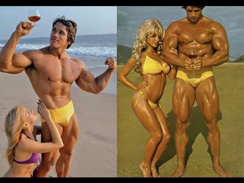 Arnold Schwarzenegger   Very Rare Shots