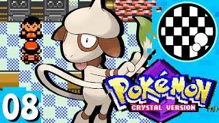 Smeargle  - (Pokémon) - 6 Smeargle Challenge: Pokemon Crystal | PART 8