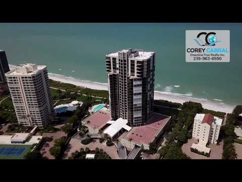 Park Shore Leparc Real Estate Flyover in Naples, Florida